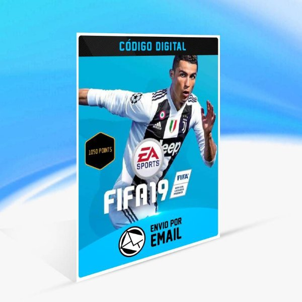 FIFA 19 POINTS  1.050 ORIGIN - PC KEY