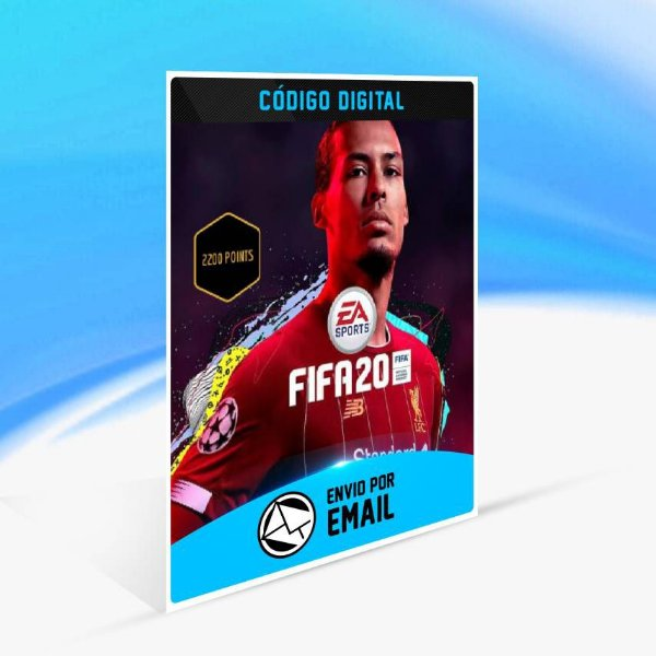 FIFA 20 POINTS 2.200 ORIGIN - PC KEY