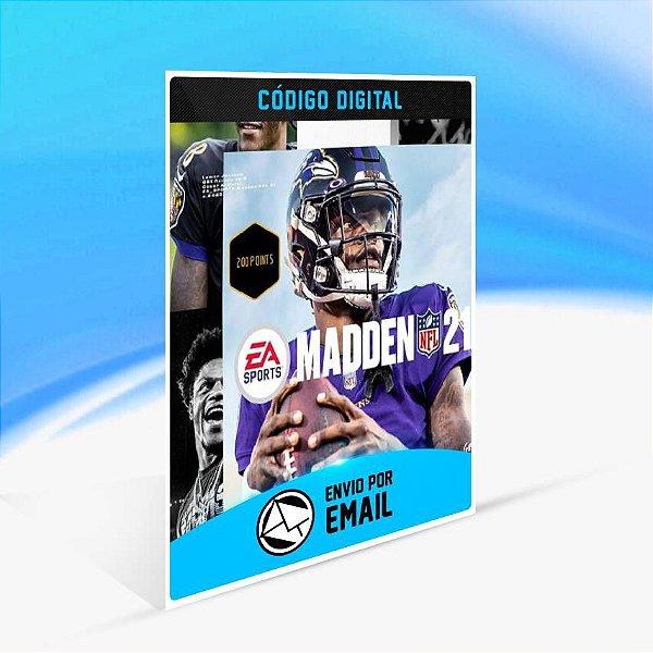 MADDEN NFL 21 - 200 Madden Points ORIGIN - PC KEY