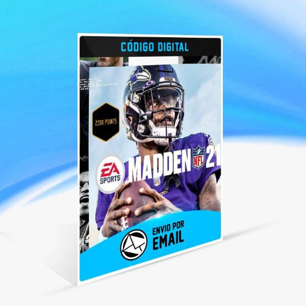 MADDEN NFL 21 - 2.200 Madden Points ORIGIN - PC KEY
