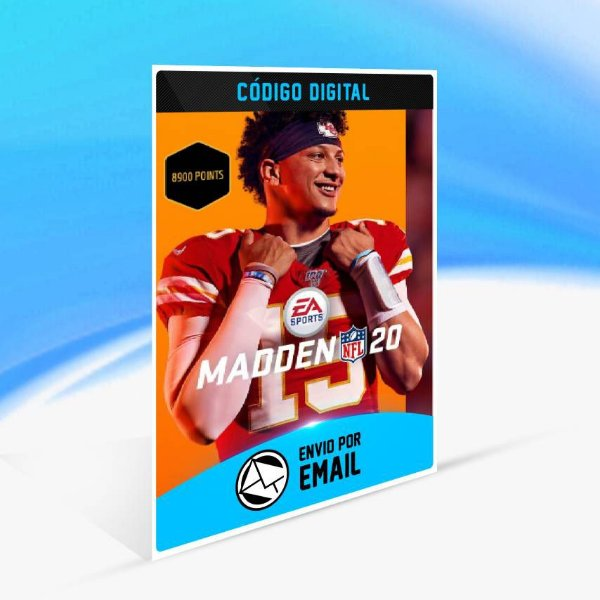 MADDEN NFL 20 - 8.900 Madden Points ORIGIN - PC KEY