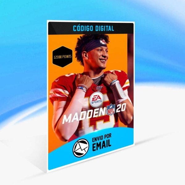 MADDEN NFL 20 - 12.000 Madden Points ORIGIN - PC KEY