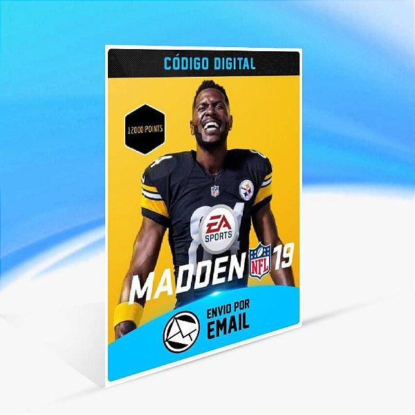 Madden NFL 19 Pacote de 12.000 MUT Points ORIGIN - PC KEY