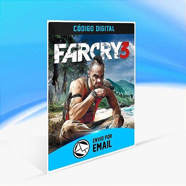 Far Cry 3 UPLAY - PC KEY