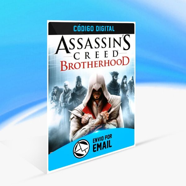Assassin's Creed  Brotherhood Deluxe Edition UPLAY - PC KEY