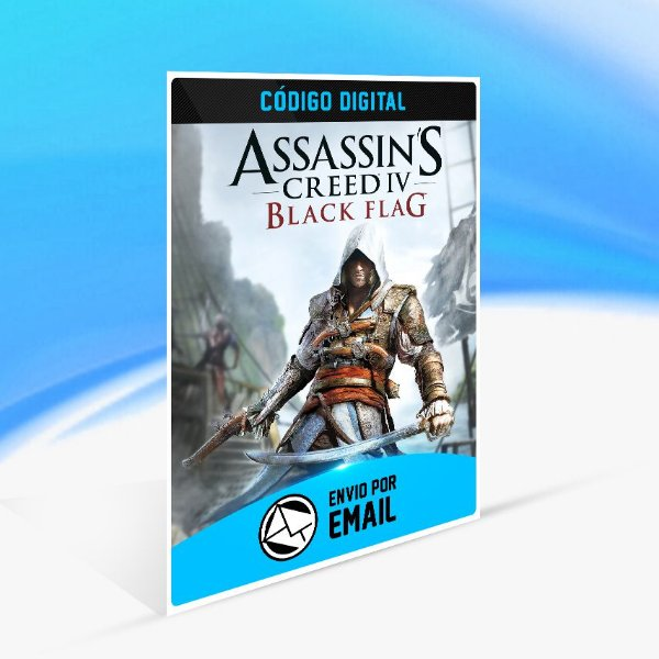 Assassin's Creed IV Black Flag UPLAY - PC KEY