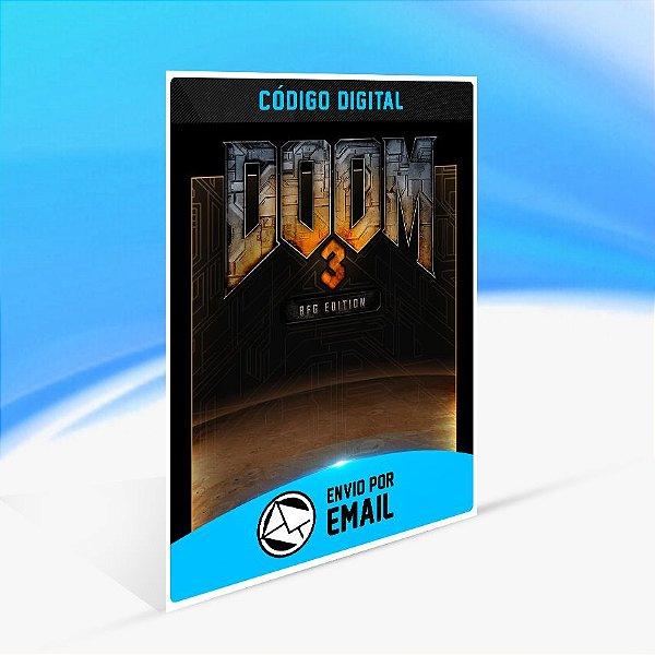 DOOM 3 BFG Edition STEAM - PC KEY