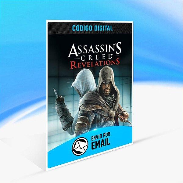 Assassin's Creed Revelations UPLAY - PC KEY
