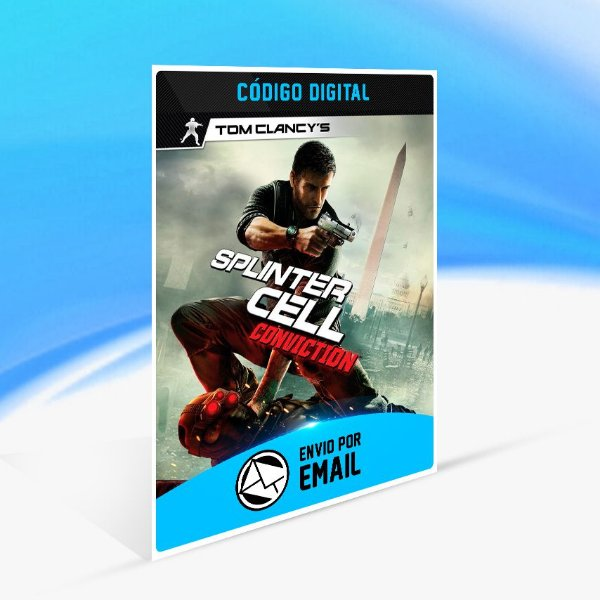 Tom Clancy's Splinter Cell Conviction Deluxe Edition UPLAY - PC KEY