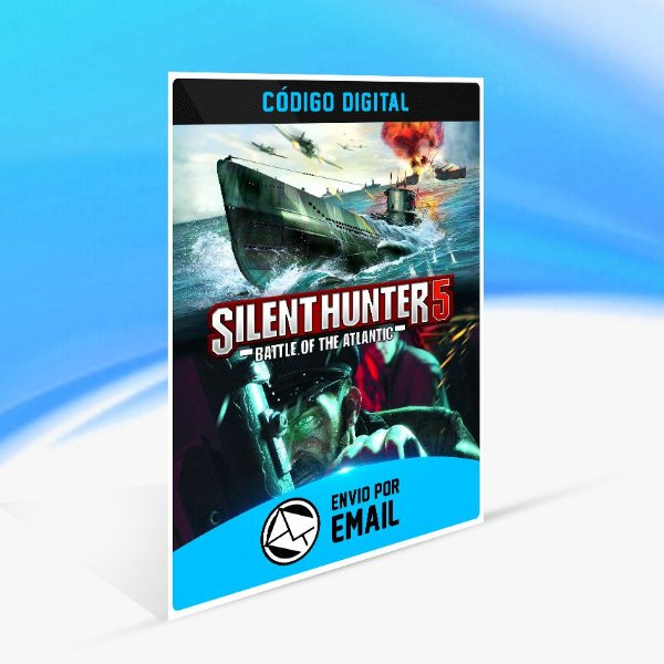 Silent Hunter 5 Gold Edition STEAM - PC KEY