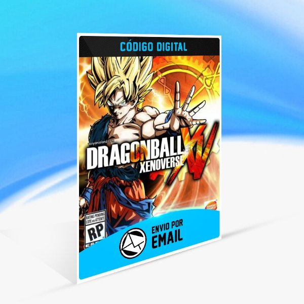 Dragon Ball Xenoverse STEAM - PC KEY