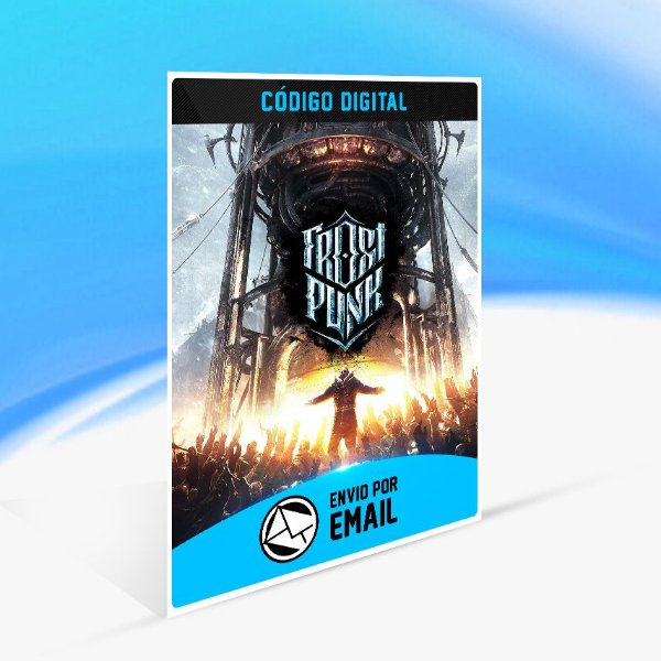 Frostpunk STEAM - PC KEY