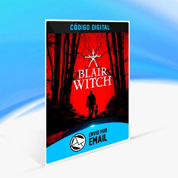 Blair Witch STEAM - PC KEY