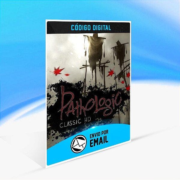 Pathologic Classic HD STEAM - PC KEY
