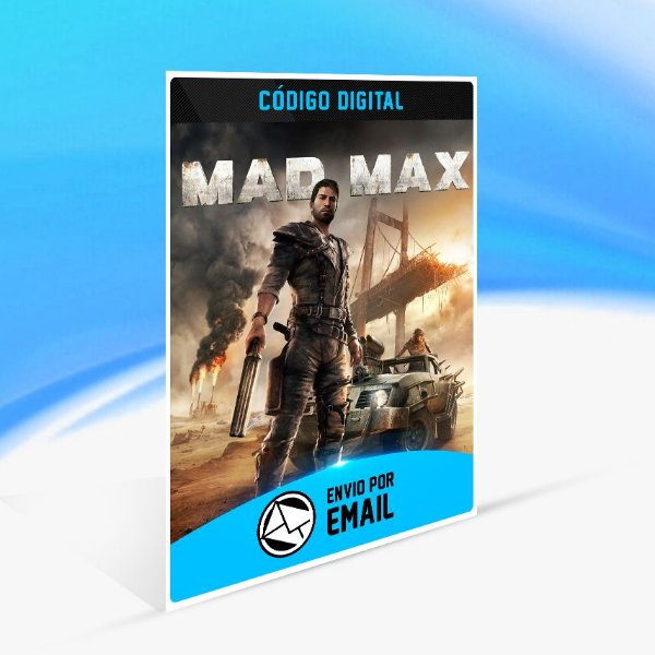 Mad Max STEAM - PC KEY