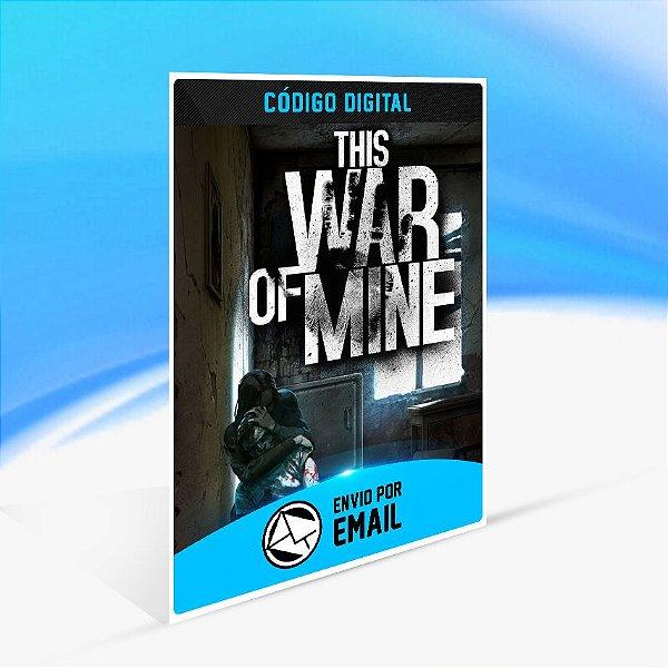 This War of Mine STEAM - PC KEY