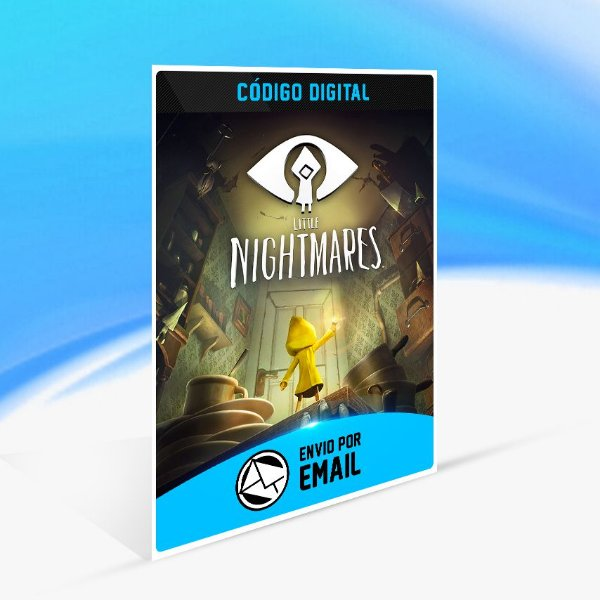 Little Nightmares STEAM - PC KEY