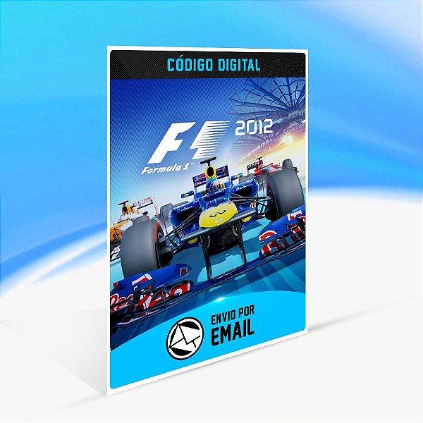 F1 2012 STEAM - PC KEY