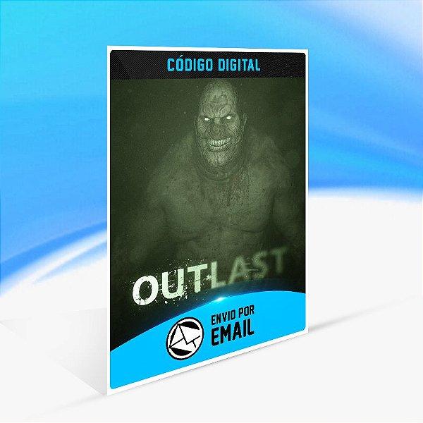 Outlast STEAM - PC KEY