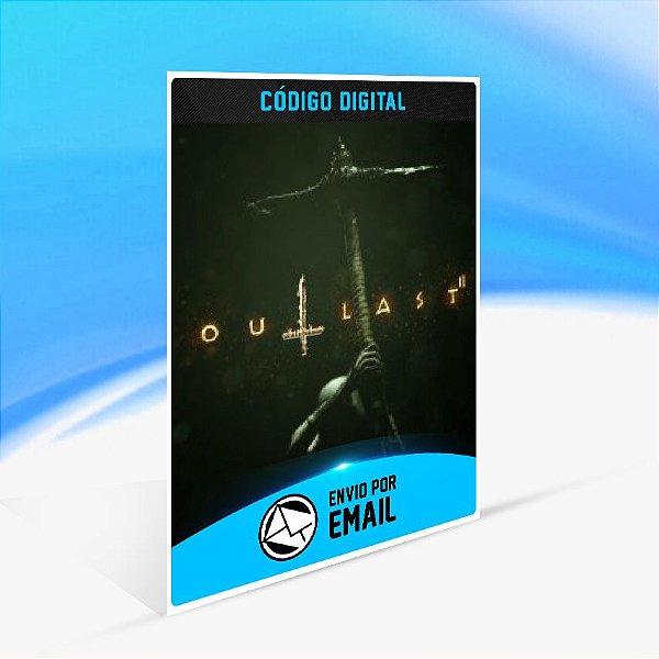 Outlast 2 STEAM - PC KEY