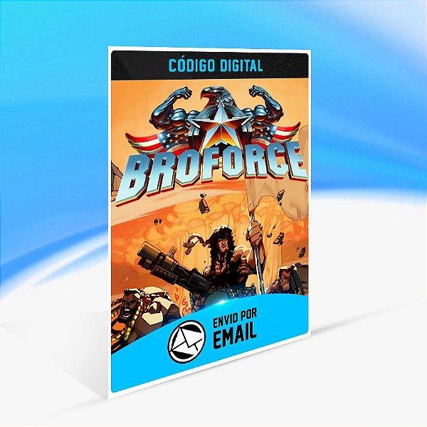 Broforce STEAM - PC KEY