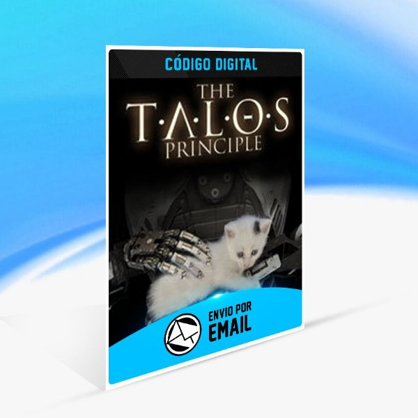 The Talos Principle STEAM - PC KEY