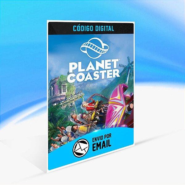 Planet Coaster STEAM - PC KEY
