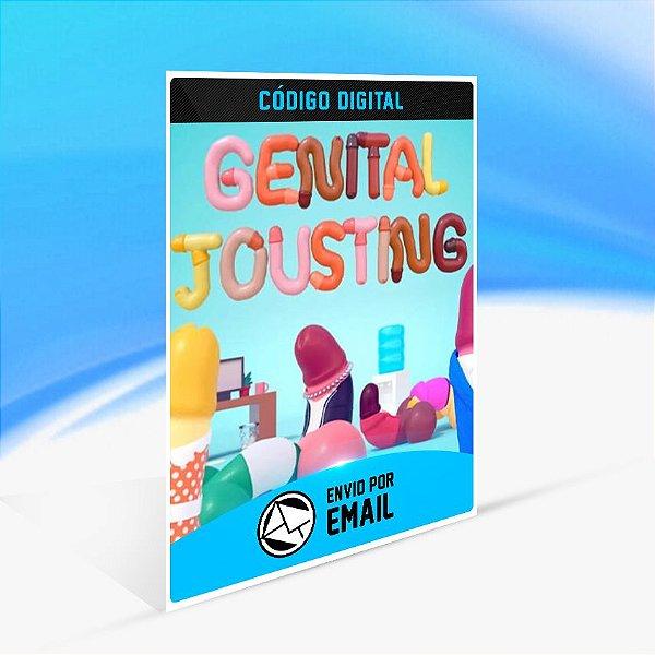 Genital Jousting STEAM - PC KEY
