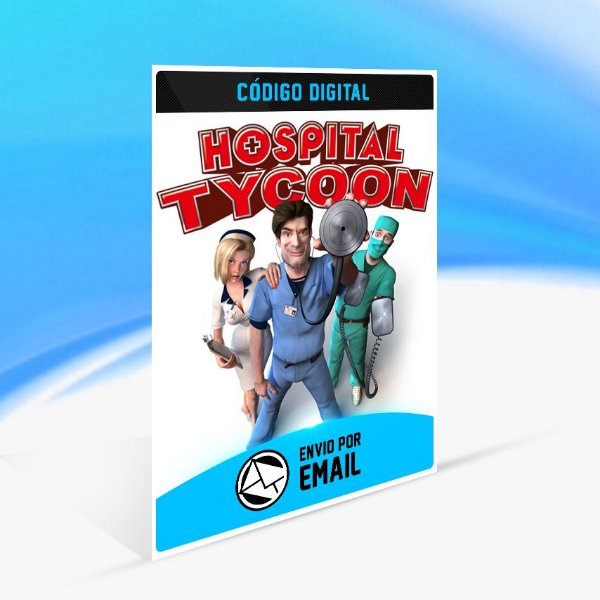 Hospital Tycoon STEAM - PC KEY