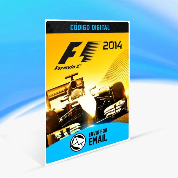 F1 2014 STEAM - PC KEY