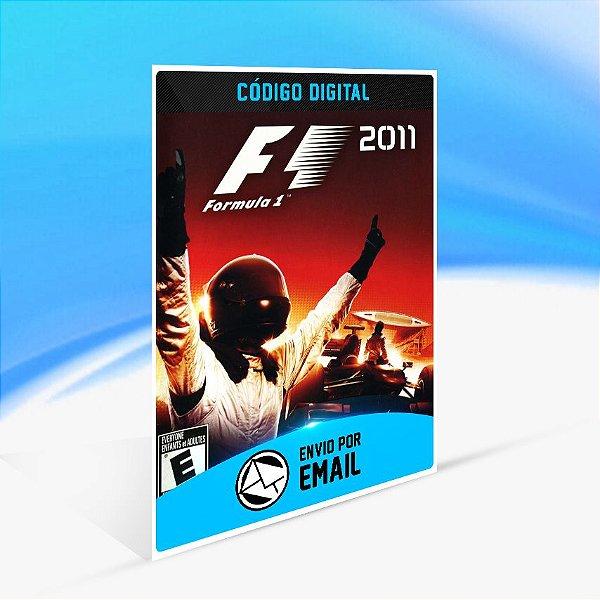F1 2011 STEAM - PC KEY