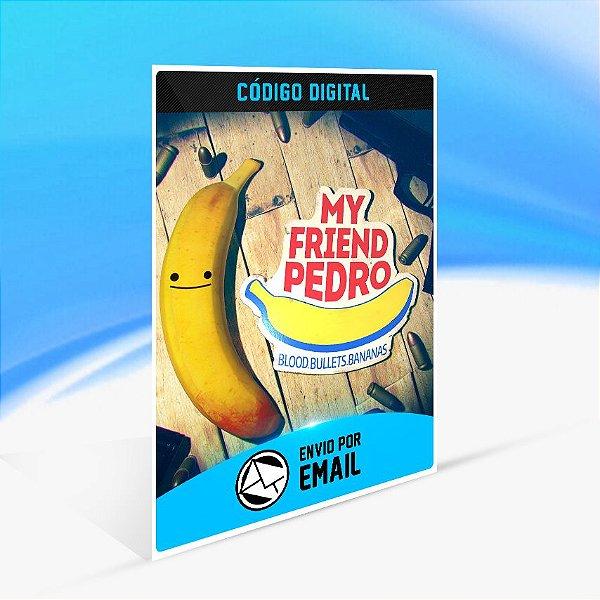 My Friend Pedro STEAM - PC KEY