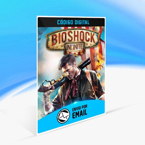 BioShock Infinite STEAM - PC KEY