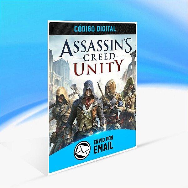 Assassin's Creed Unity UPLAY - PC KEY