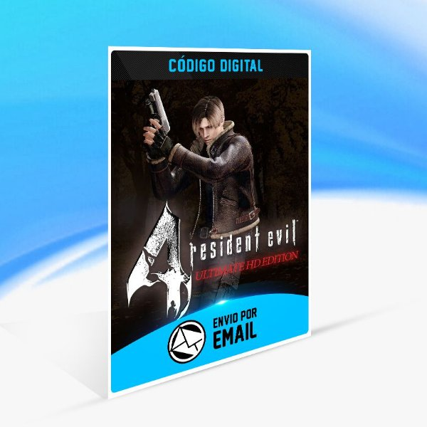 Resident Evil 4 - Ultimate HD Edition STEAM - PC KEY