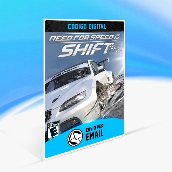 Need for Speed  Shift ORIGIN - PC KEY