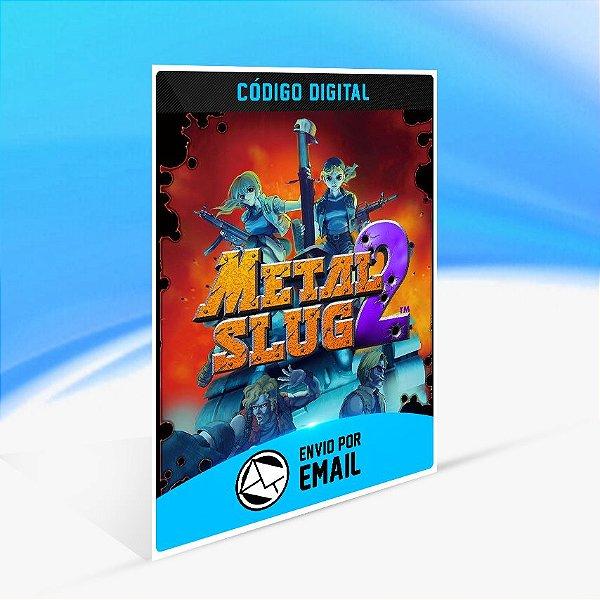 Metal Slug 2 STEAM - PC KEY