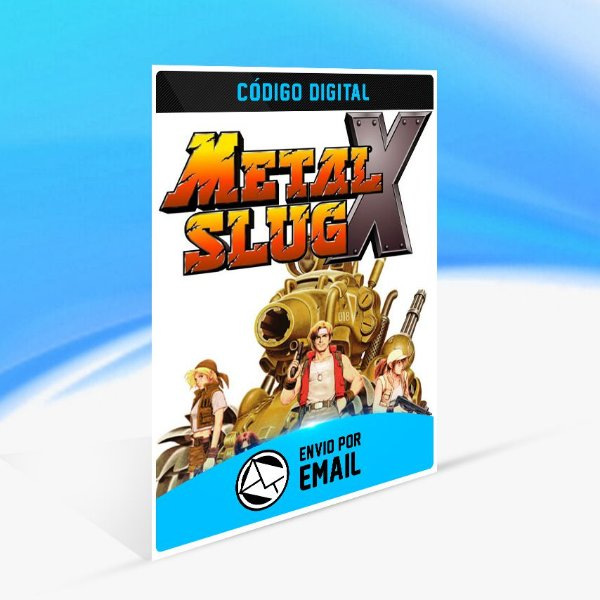 METAL SLUG X STEAM - PC KEY