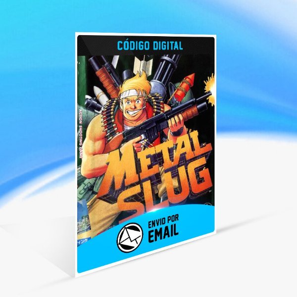METAL SLUG STEAM - PC KEY