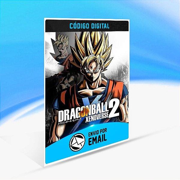 Dragon Ball Xenoverse 2 Switch (EU) - Nintendo Switch Código 16 Dígitos