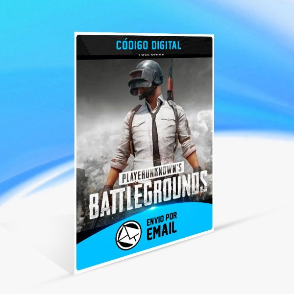 Playerunknown's Battlegrounds - Xbox One Código 25 Dígitos