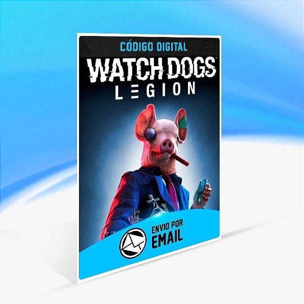 Watch Dogs Legion - Xbox One Código 25 Dígitos