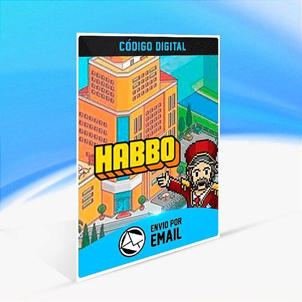 1 ano de Habbo Club