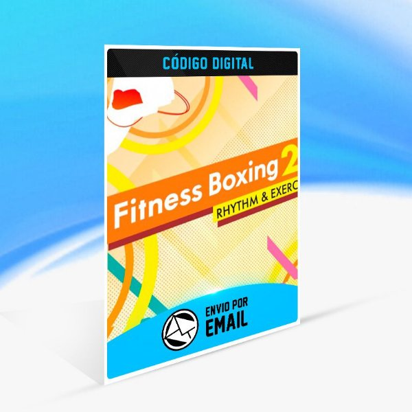Fitness Boxing 2: Rhythm & Exercise - Nintendo Switch Código 16 Dígitos