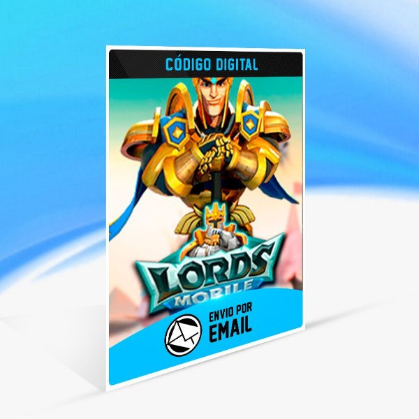 Lords Mobile (Android) 7.266 Diamantes