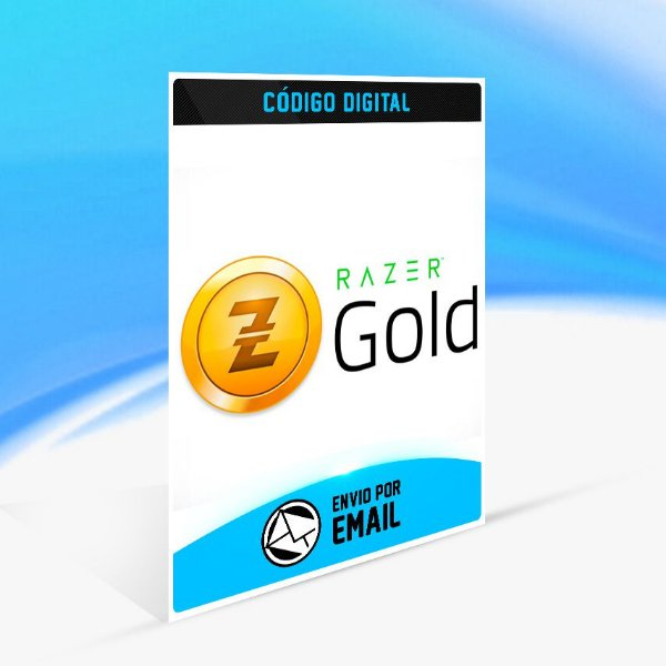 Razer Gold R$ 10.00