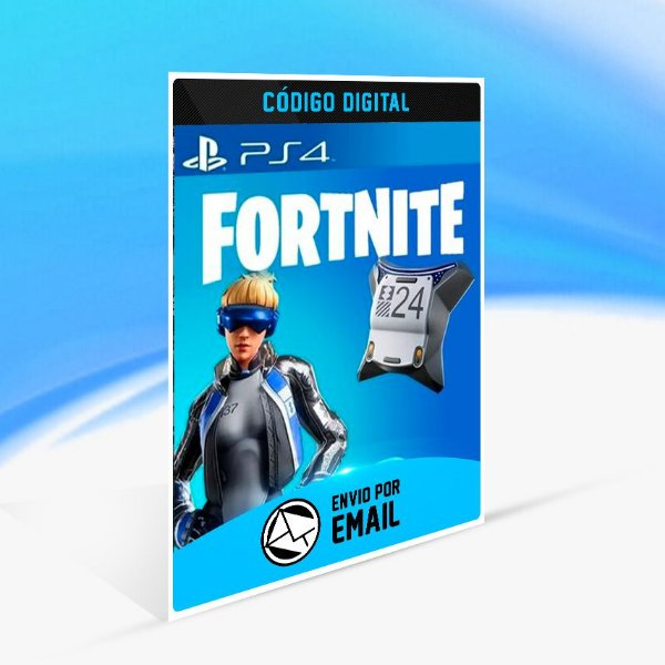 Fortnite: Neo Versa Bundle + 2000 V-Bucks (PS4) PSN Código