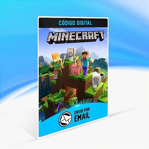 Minecraft - Xbox One Código 25 Dígitos