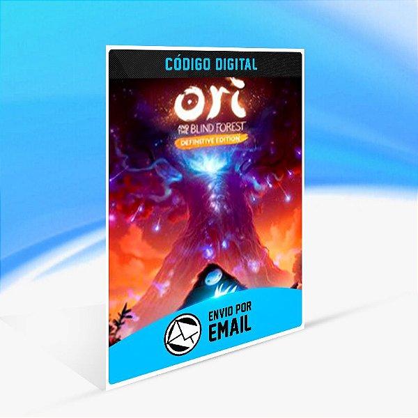 Ori and the Blind Forest: Definitive Edition - Xbox One Código 25 Dígitos