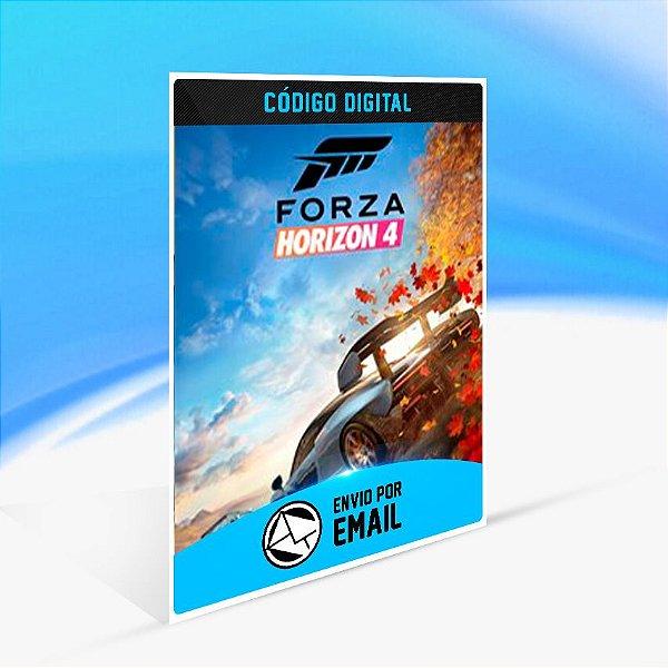 Forza Horizon 4 Edição Padrão - Xbox One Código 25 Dígitos